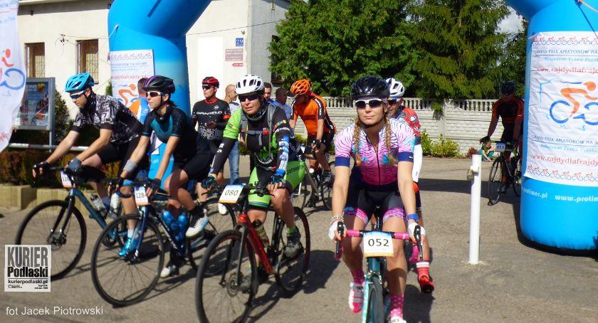 Rózne dyscypliny, Grand Amatorów Szosie Rowerem przez Polskę - zdjęcie, fotografia