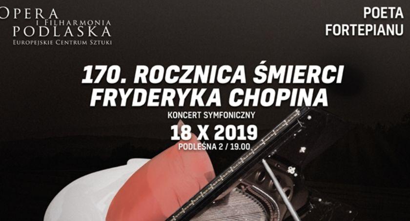 Muzyka - Koncerty, rocznica śmierci Fryderyka Chopina - zdjęcie, fotografia