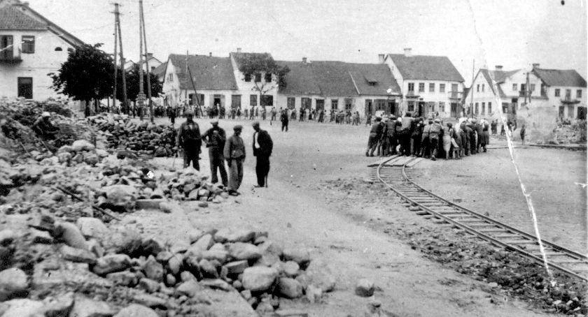 Notatnik historyczny, Ucieczka getta Notatnik Historyczny - zdjęcie, fotografia