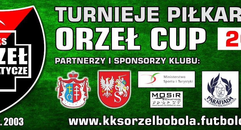 Piłka nożna, Turnieje piłkarskie Orzeł Siemiatycze - zdjęcie, fotografia