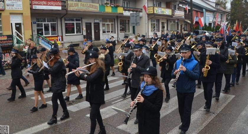 Święta i uroczystości, Święto Niepodległości Hajnówce - zdjęcie, fotografia
