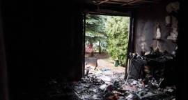 Rozwadów, gm. Sarnaki - Rodzina straciła dom w pożarze - ruszyła pomoc poszkodowanym