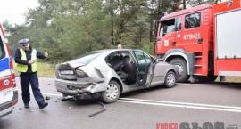 Wypadek w Tonkielach