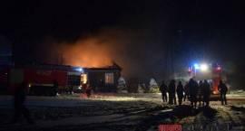 Tragiczny pożar w Sypniach Starych