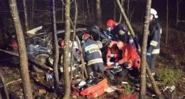 Tragedia na drodze. 20-letnia kobieta zginęła w wypadku
