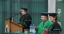 Podwójna uroczystość na Politechnice Białostockiej w Hajnówce