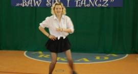 """VIII konkurs taneczny """"Baw się i tańcz"""""""