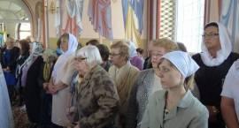 Wyświęcenie cerkwi w Andryjankach