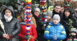 Konkurs palm w Ciechanowcu