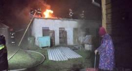 65-letni mężczyzna zginął w pożarze