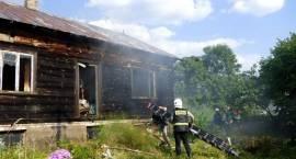 62-letni mężczyzna zginął w pożarze