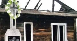Hornowo - Śmierć w pożarze domu