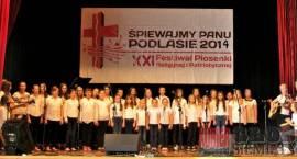 Bielsk Podlaski - Finał festiwalu piosenki religijnej
