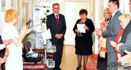 Bielsk Podlaski - Nowy sprzęt z WOŚP