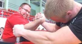 Siemiatycze - Siłowanie na rękę