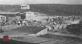 Siemiatycze, lata 40. XX w.