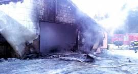 gm. Dziadkowice - Wybuch gazu w Jasienówce
