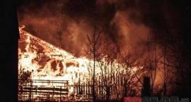 Platerów - Podpalenie stodoły?