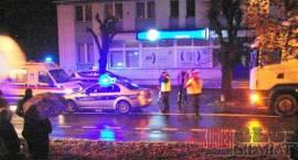 Siemiatycze - Potrącenie - 85-letni mężczyzna trafił do szpitala
