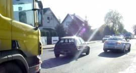 Wypadek - 1 osoba poszkodowana