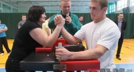 Siemiatycze - Mistrzostwa w mocowaniu na rękę