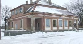 Platerów - Gmina chce przejąć dworzec