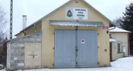 Chlebczyn - Garaż dla OSP