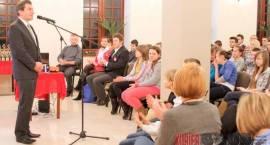 Ciechanowiec - Spotkanie ze sportowcami