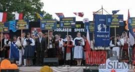 Podlaskie Spotkania - VII Międzynarodowy Festiwal Folkloru