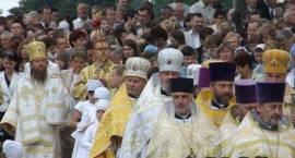 Fotogaleria. Prawosławne Święto Piotra i Pawła w Siemiatyczach - 2011