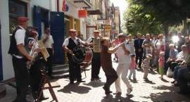 Muzyka na ulicy - Uliczne tango