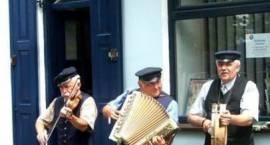 """Muzyka na ulicy  Kapela """"Zabuzaki"""""""