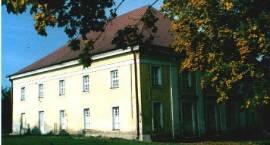 Fotografia. Budynek dawnej synagogi