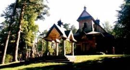 Fotografia. Cerkiew na Świetej Górze Grabarka