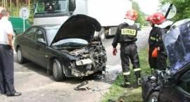 Białorusin sprawcą wypadku