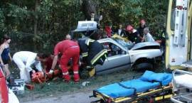 Zwolnij! Szkoda życia - Kolejny śmiertelny wypadek na drodze