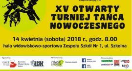 XV Otwarty Turniej Tańca Nowoczesnego