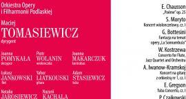 Koncert dyplomantów Uniwersytetu Muzycznego Fryderyka Chopina