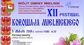 XII Festiwal Korowaja Mielnickiego