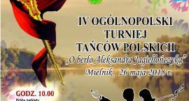 """Ogólnopolski Turniej Tańców Polskich """"O berło Aleksandra Jagiellończyka"""