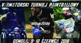 V Amatorski Turniej Paintballowy Osmola 2018