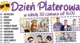 Dzień Platerowa  i Festiwal Muzyki Granej na Zywo