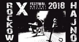 10. jubileuszowy Festiwal Muzyki Rockowej Rockowisko Hajnówka 2018
