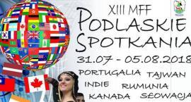 XIII Międzynarodowy Festiwal Folkloru Podlaskie Spotkania