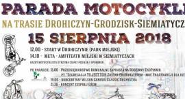 Parada Motocykli Drohiczyn - Grodzisk - Siemiatycze