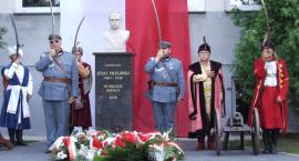W Sarnakach stanął pomnik Piłsudskiego