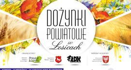 Dożynki Powiatowe w Łosicach