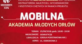 Mobilna Akademia Młodych Orłów w Siemiatyczach