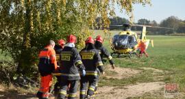 Wypadek - 3 osoby ranne