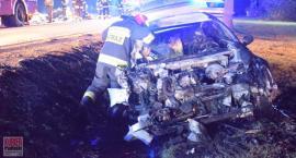 Poważny wypadek  - 112 znowu zawodzi